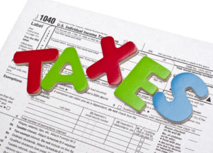 Don't panic as tax time looms; use these tips to organize tax documents now and throughout the year!