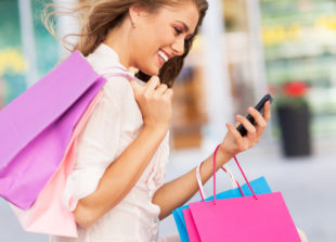 Shopping apps are fun while also saving time and money.